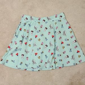 BT21 skirt with pockets
